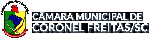 Logo da entidade Câmara  Vereadores Coronel Freitas