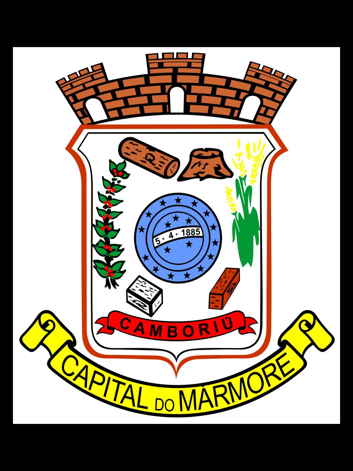 Logo da entidade Prefeitura Municipal de Camboriu
