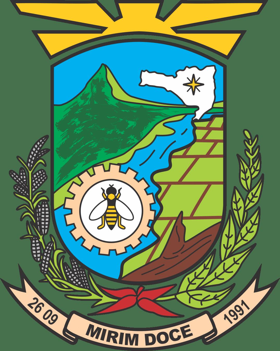 Logo da entidade Prefeitura Municipal de Mirim Doce